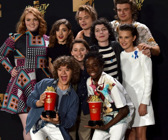 Eleven appears in 'Stranger Things' Season 2 trailer