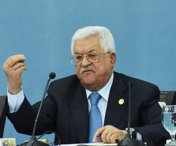 Abbas: Palestine will not accept White House's investment plan