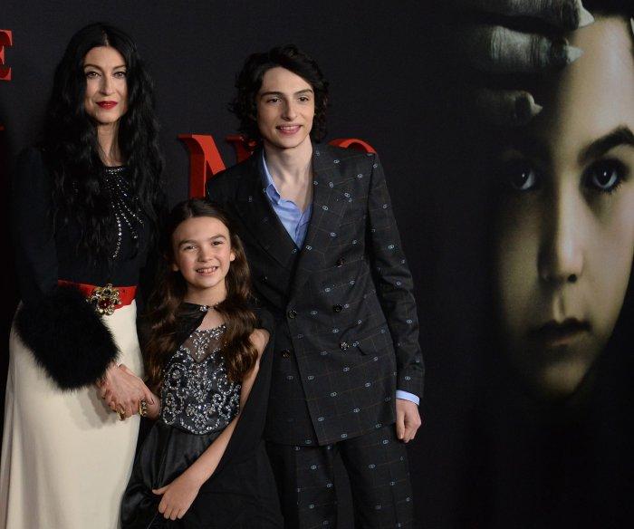 Finn Wolfhard attends 'The Turning' premiere in LA
