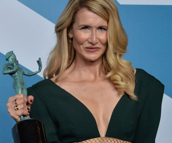 Tony Shalhoub, Laura Dern win at the 2020 SAG awards