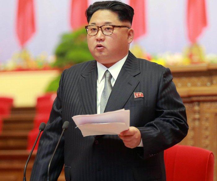 North Korea's Kim threatens to test detonate H-bomb