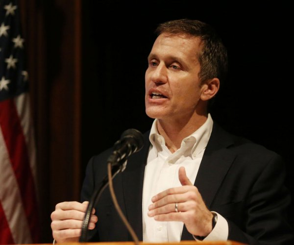 Missouri Gov. Eric Greitens indicted for invasion of privacy