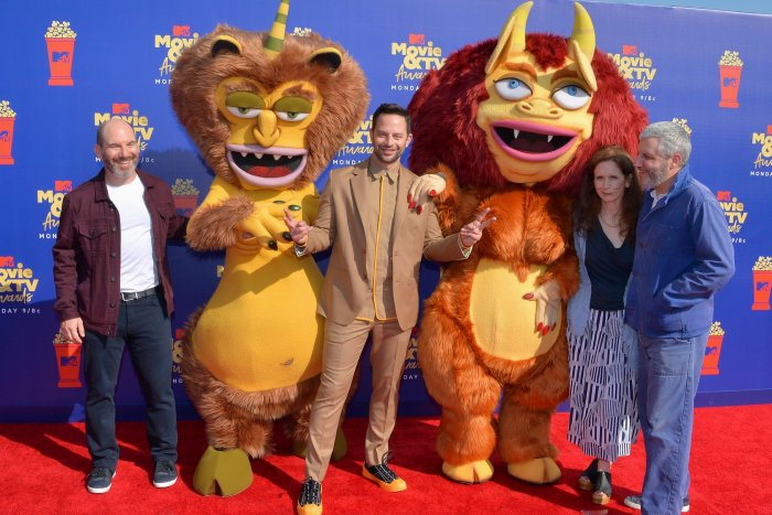 Moments from the 2019 MTV Movie & TV Awards red carpet