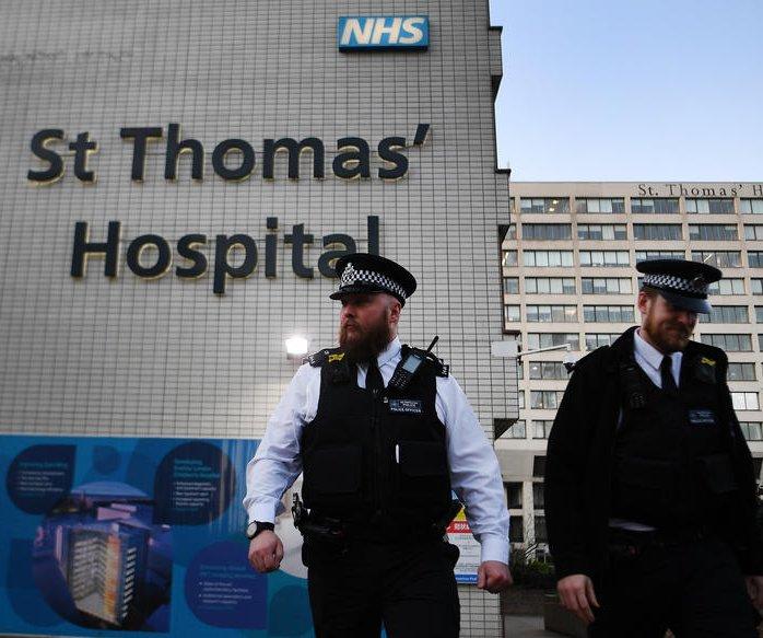 British PM Boris Johnson leaves ICU, in 'extremely good spirits'