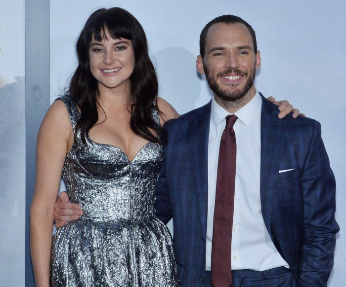 Shailene Woodley, Sam Claflin attend 'Adrift' premiere