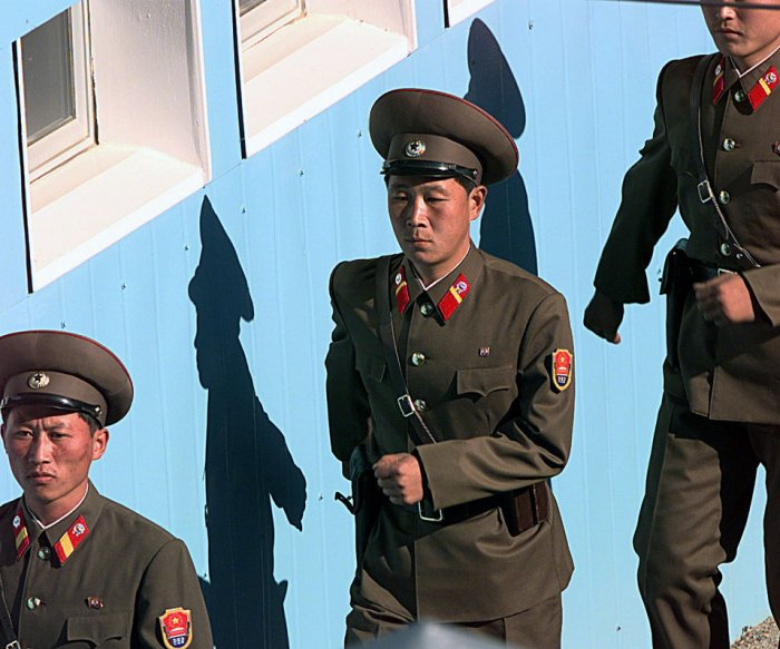 'No unusual signs' from North Korea military