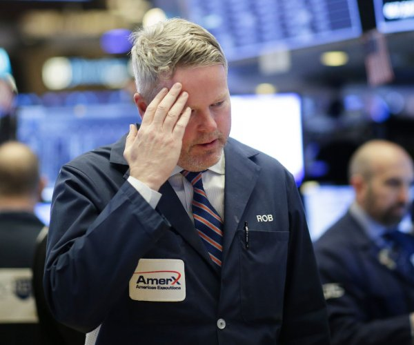 Stock market continues sell-off on virus fears; down another 1,000 points