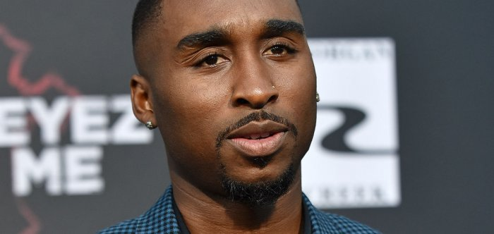 Demetrius Shipp Jr., Danai Gurira attend 'All Eyez on Me' premiere in LA