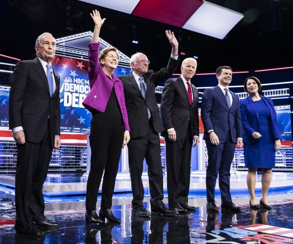 Climate change a top priority as Nevada Democrats begin to caucus