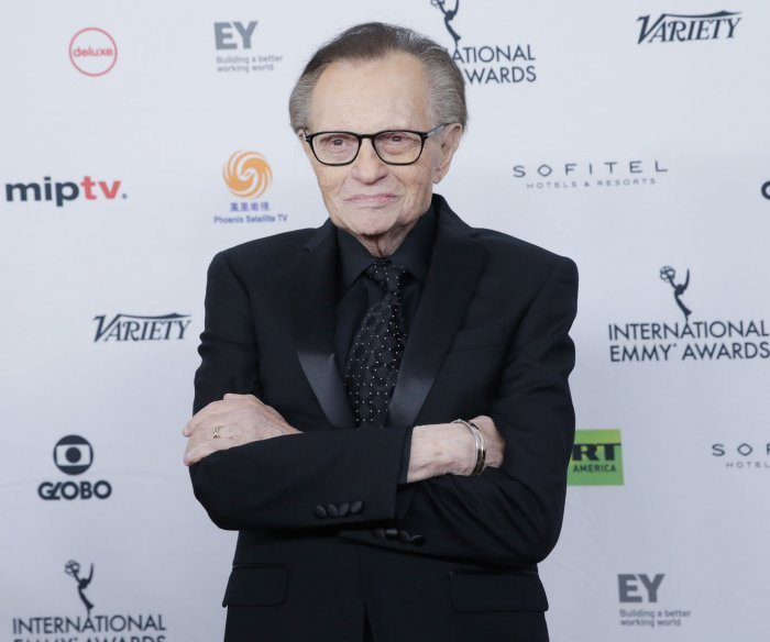 Broadcasting legend Larry King dies at 87