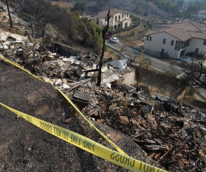 Carpinteria, Montecito evacuated as California's Thomas Fire grows to 173,000 acres