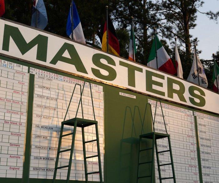 Masters golf, NASCAR, MLB, NBA load weekend sports schedule