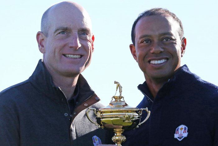 Moments from golf's Ryder Cup