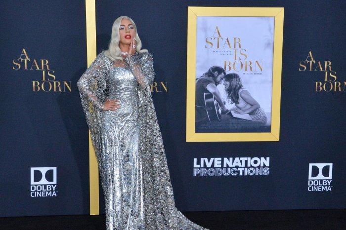 Lady Gaga, Bradley Cooper attend 'A Star is Born' premiere
