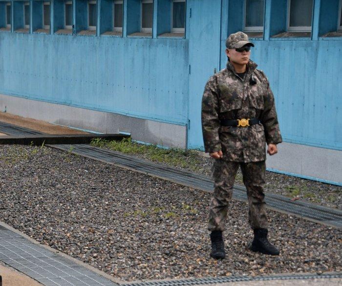 Inquiry unsure if North Korean gunfire in DMZ was accidental