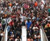 Brazil COVID-19 deaths, cases surge as pandemic subsides globally
