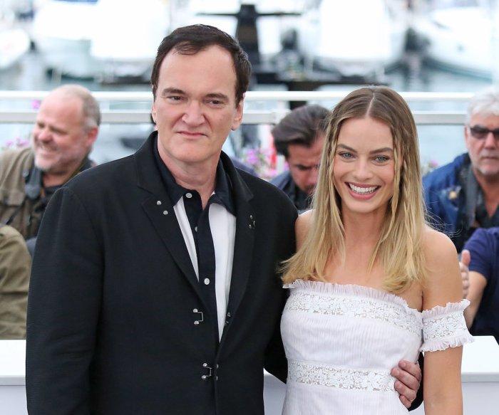 Tarantino movie 'saves Sharon Tate from her tombstone'