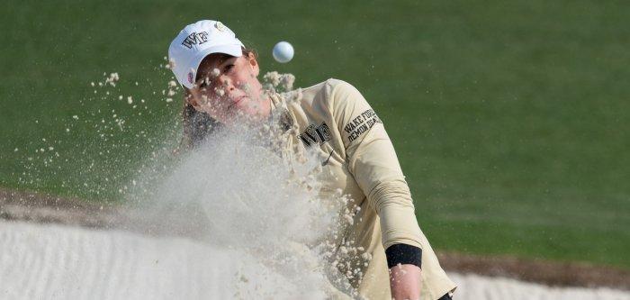 Tsubasa Kajitani wins women's amateur golf tournament at Augusta
