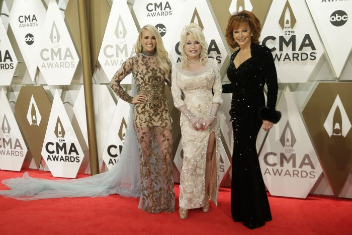 Moments from the 2019 CMAs
