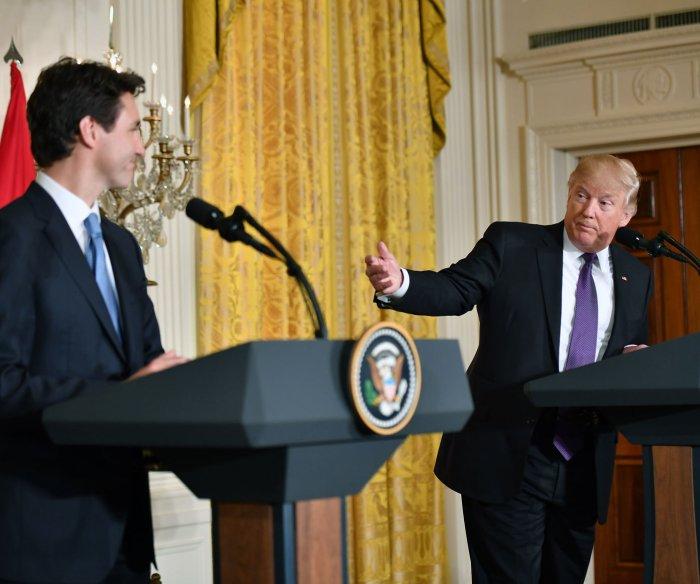 Trump's first tariffs: Canada's lumber imports