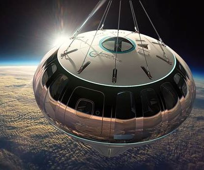 Space balloon company plans stratospheric mission in early 2021