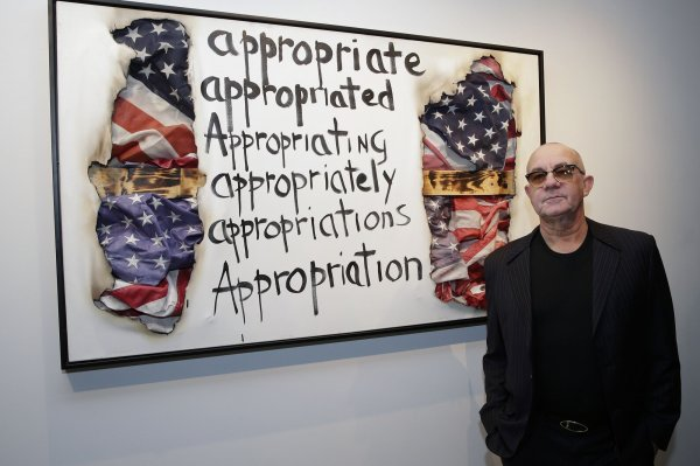 Bernie Taupin art exhibit 'True American' opens in New York