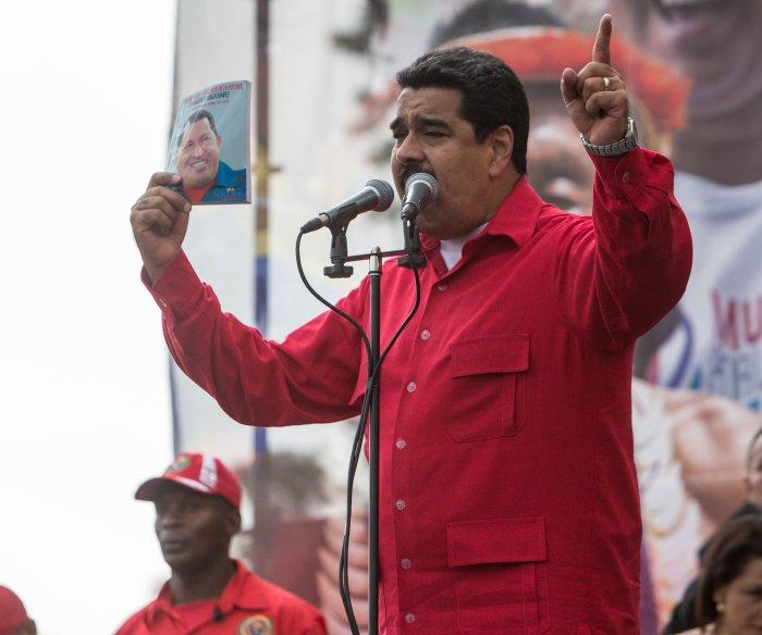 Venezuela's Maduro calls for talks with opposition