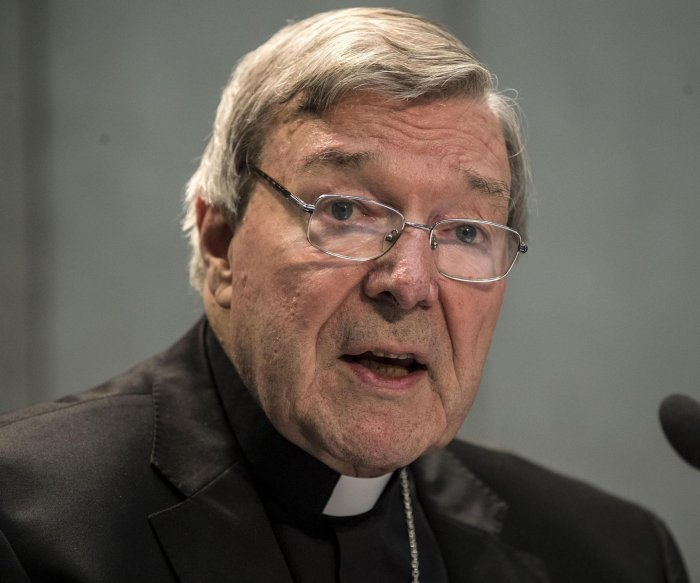 Australia appellate court upholds sex conviction for Pell