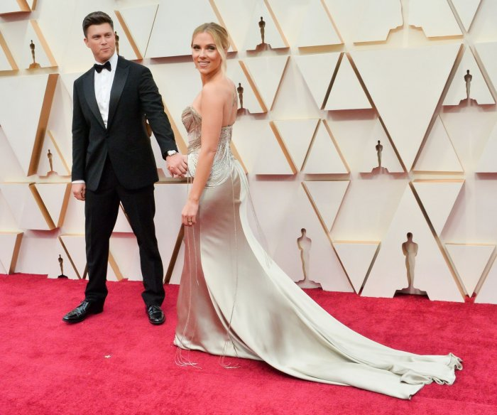 Moments from the 2020 Academy Awards red carpet
