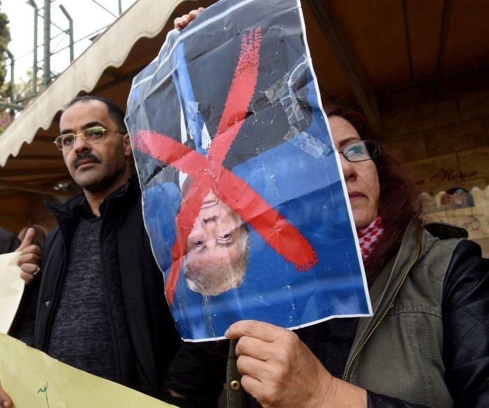 EU leaders reject Israeli plea to back Trump on Jerusalem