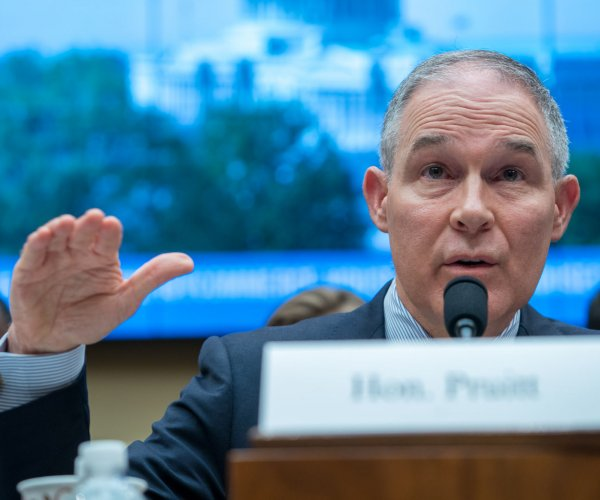 EPA: Pruitt spent $3.5M on security in 2017 due to 'threats'