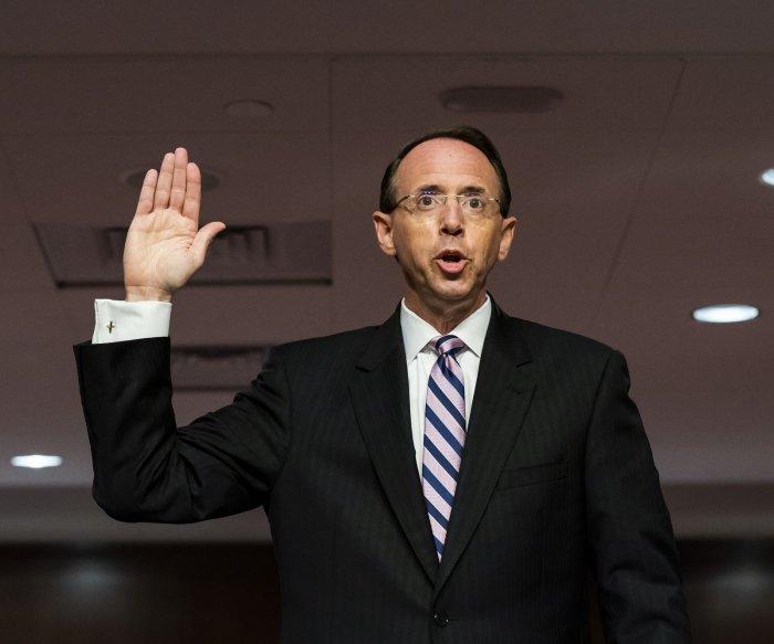 Rod Rosenstein: FBI caused problems in Russia probe