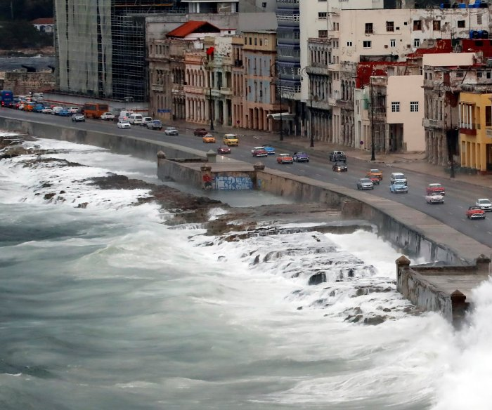 U.S. blacklists 7 Cuban companies, jeopardizing U.S. remittances