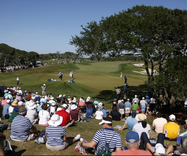 Scenes from PGA Championship; Phil Mickelson becomes oldest winner