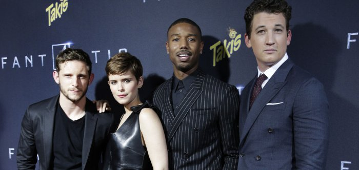 'Fantastic Four' premiere in New York