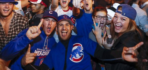 2016 World Series: The Fans