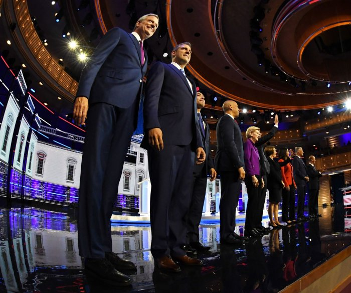 CNN unveils lineups for second Democratic debates in Detroit