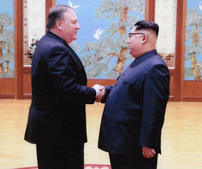 North Korea foreign minister: Pompeo derailing denuclearization