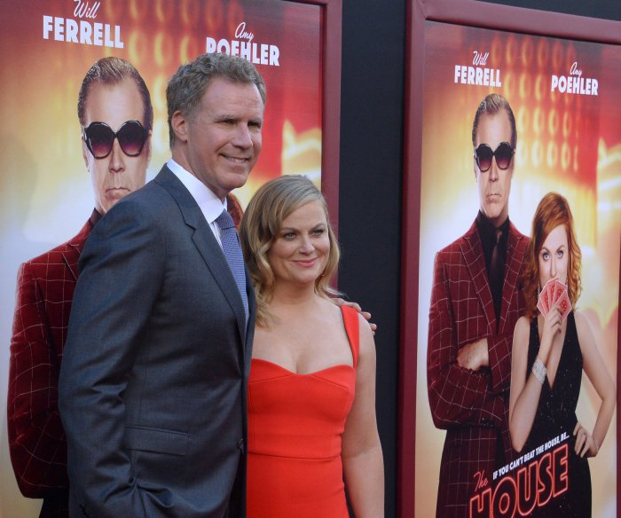 Will Ferrell, Amy Poehler attend 'The House' premiere in LA