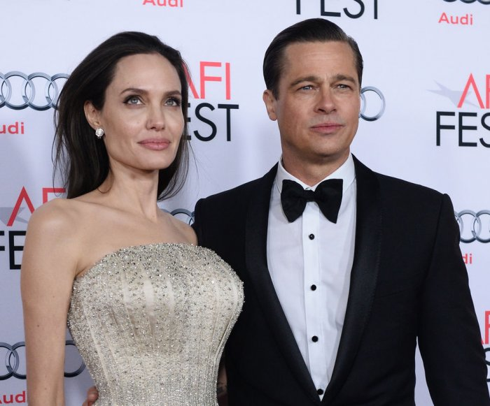 Angelina Jolie on Brad Pitt divorce: 'It's just been the hardest time'