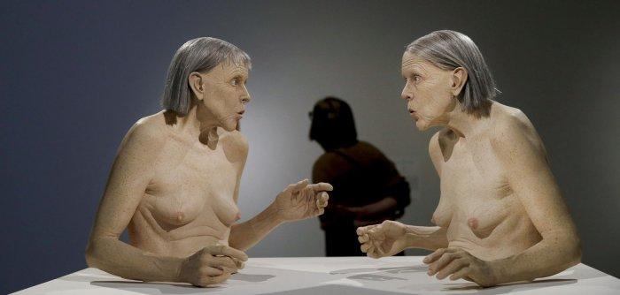 New Met exhibit: 'Like Life' sculptures