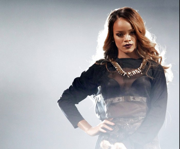Moments from Rihanna's career