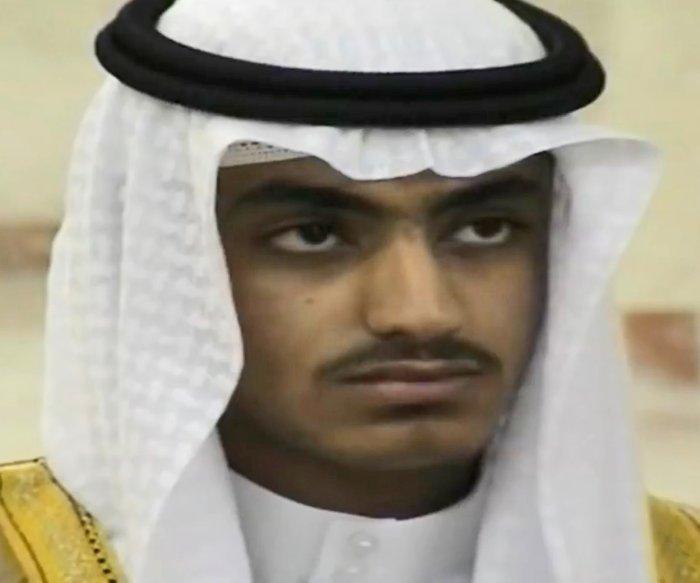 Trump: Osama bin Laden's son killed