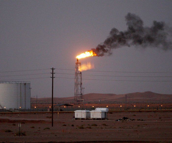 Saudi Arabia cuts oil output after Houthi drone attack
