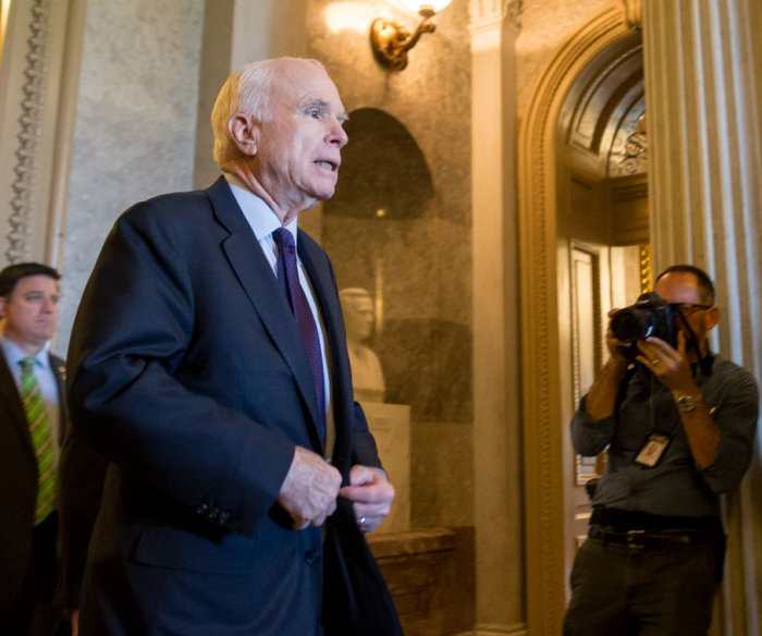Watch live: Senate Republicans debate healthcare in vote-a-rama