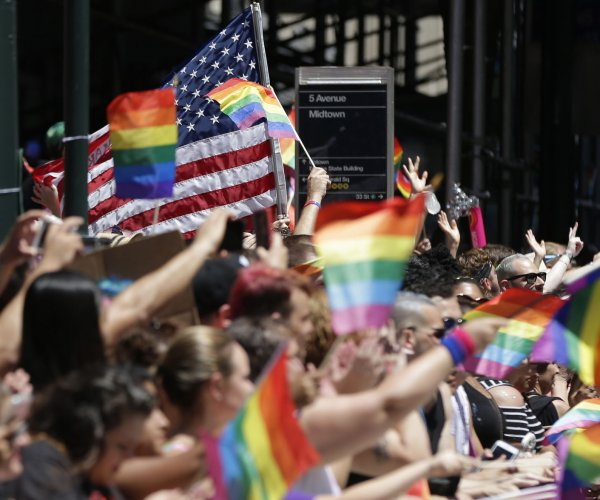 DOJ: Sexual orientation not protected under Title VII