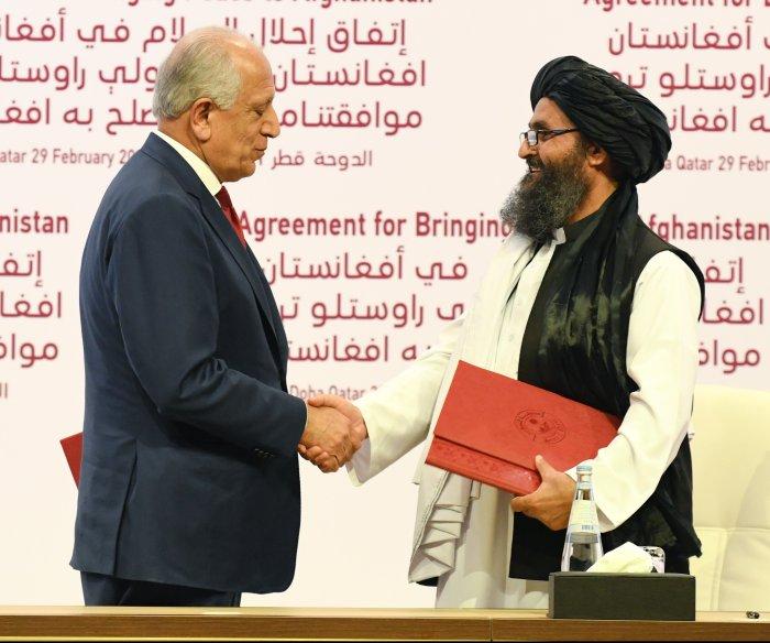 U.N.: Taliban maintains ties with al-Qaida despite U.S. peace deal