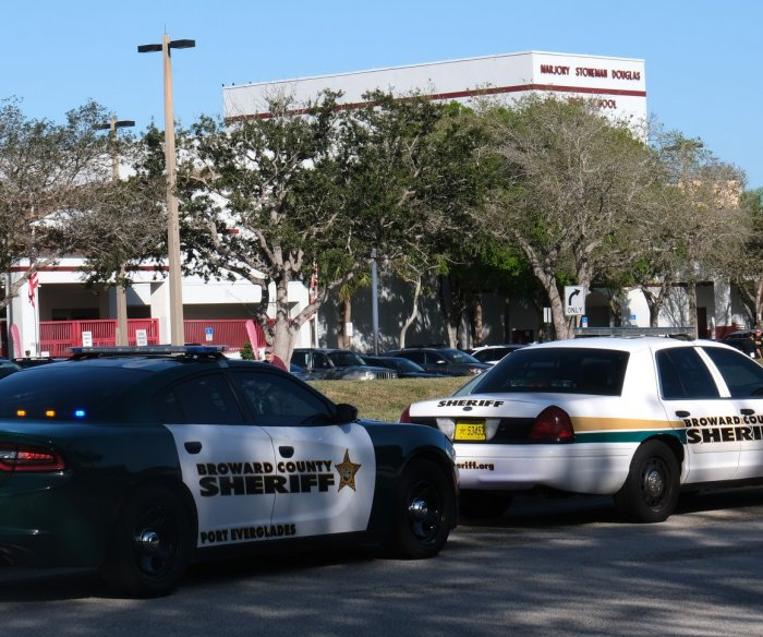 Florida sheriff fires 2 more deputies over Parkland response