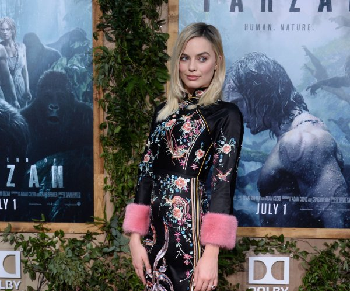 'The Legend of Tarzan' premieres in Los Angeles
