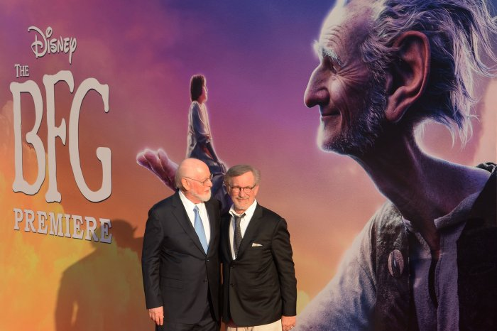 'The BFG' premieres in Los Angeles